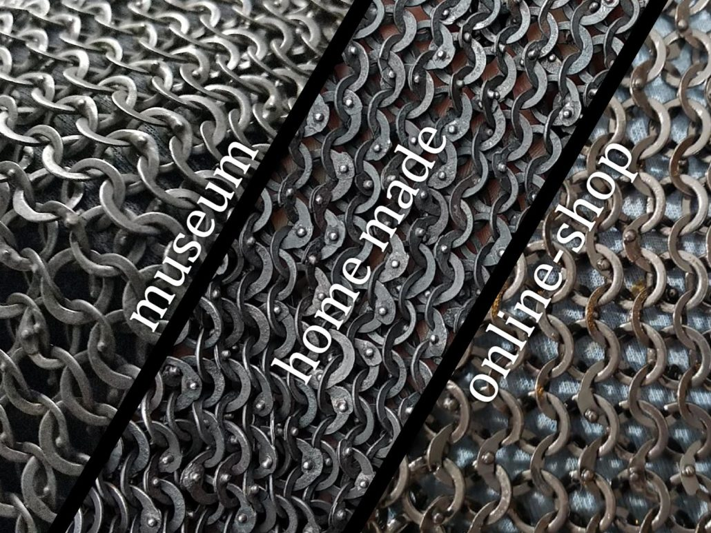 buy-chainmail-comparison-riveted-rings