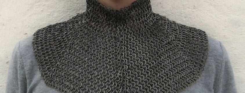 Mail Collar and Bishops Mantle follow a similar construction.